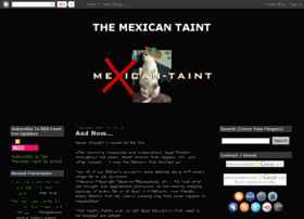 mexican-taint.com