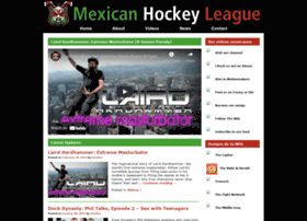 mexicanhockeyleague.com