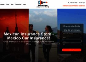 mexicaninsurancestore.com