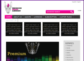 mexicanmusiclibrary.net