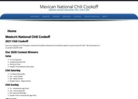 mexicannationalchilicookoff.com