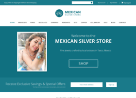 mexicansilverstore.com