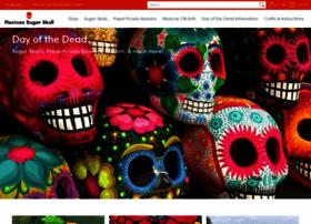 mexicansugarskull.com