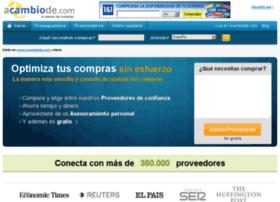 mexico.acambiode.com