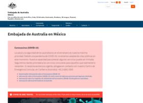 mexico.embassy.gov.au