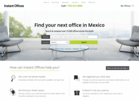 mexico.instantoffices.com