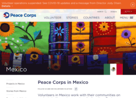 mexico.peacecorps.gov