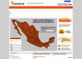 mexico.solarweb.net