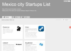 mexico.startups-list.com