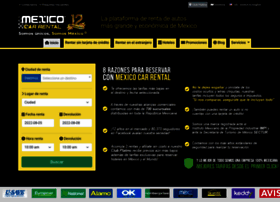 mexicocarrental.com.mx