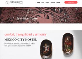 mexicocityhostel.com