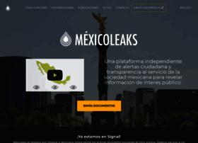 mexicoleaks.mx