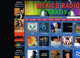 mexicoradiogratis.com