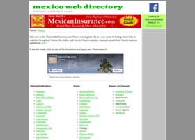 mexicowebdirectory.com