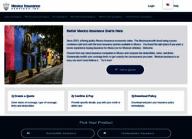 mexinsurance.com
