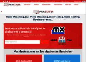 mexiserver.com