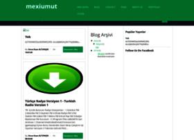 mexiumut.blogspot.com.tr