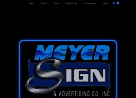 meyersign.com