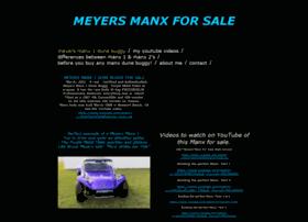meyersmanxforsale.com