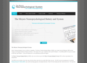 meyersneuropsychological.com
