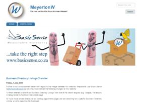 meyertonw.co.za