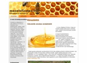 mezelofizetes.hu