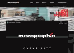 mezographic.com