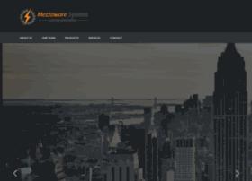 mezzoware.com