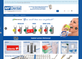 mf-dental.de