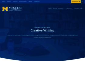 mfa.mcneese.edu
