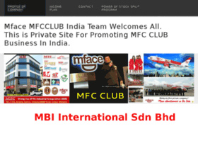 mfaceindiateam.weebly.com