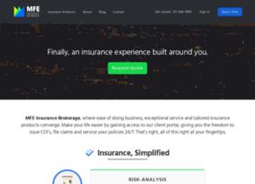 mfeinsurance.com