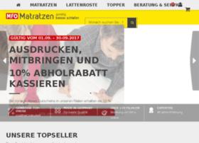 mfo-matratzenmarkt.de