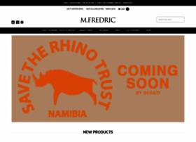 mfredric.com