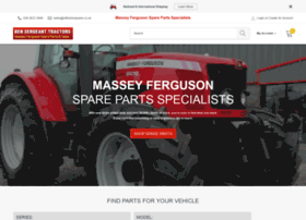 mftractorspares.co.uk