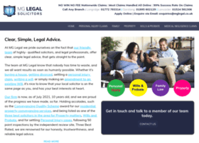 mglegalsolutions.co.uk
