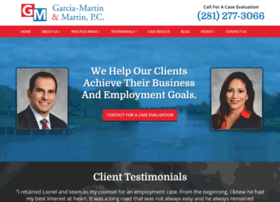 mgmartinlaw.com