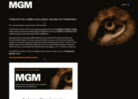 mgmchannel.com