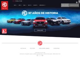 mgmotors.com.pe