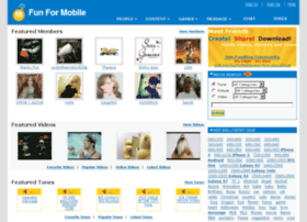 free ringtones for fun mobile
