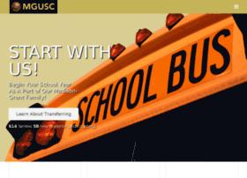 mgusc.mamboschools.com