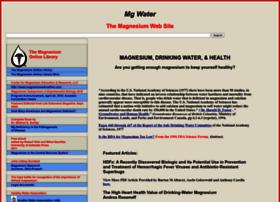 mgwater.com