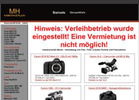 mh-kameraverleih.de
