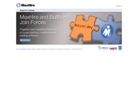 mh233.maxhire.net