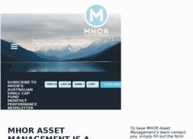 mhor.com.au
