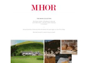 mhor.net