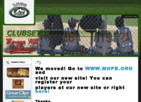 mhpb.clubsetup.com