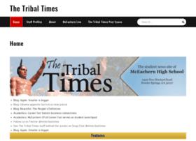 mhstribaltimes.org