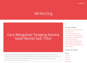 mi-ncli.org