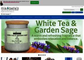 miabellacandles.com